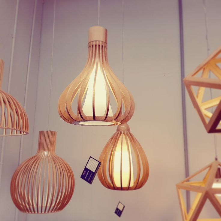 The Lexi and Aurora #timber Pendant #lights #micalighting