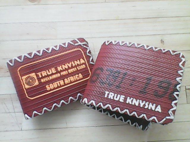 The latest wallets from True Knysna  trueknysna@gmail.com