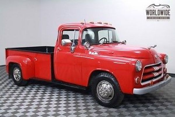 1955 Dodge Pick-Up Truck | DODGE TRUCKS | Pinterest | Dodge trucks, Mopar and Classic pickup trucks