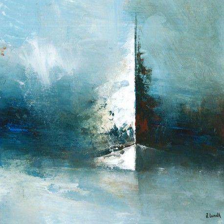 L'oeuvre unique et originale Dreamboat a été réalisée par l'artiste Jonas Lundh, qui conçoit des peintures à l'acrylique très profondes, pleines de sens, représentant des bateaux, des bols de rêves ou encore des maisons, toujours...