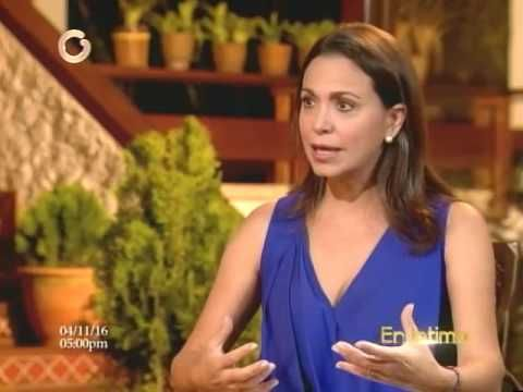 Rocío Higuera entrevista En íntimo a María Corina Machado (Parte 2)