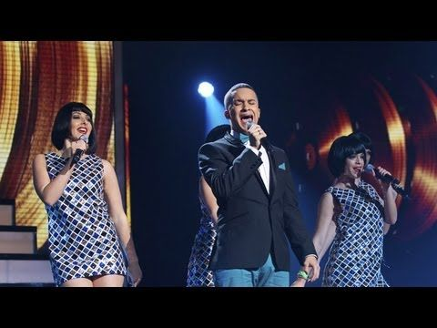 Jahmene Douglas sings Aretha Franklin's Say a Little Prayer - Live Week 3 - The X Factor UK 2012