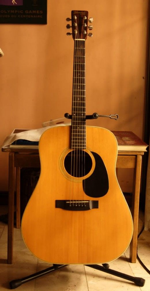 17 best images about guitars of jim bailey on pinterest for Martins yamaha ocala