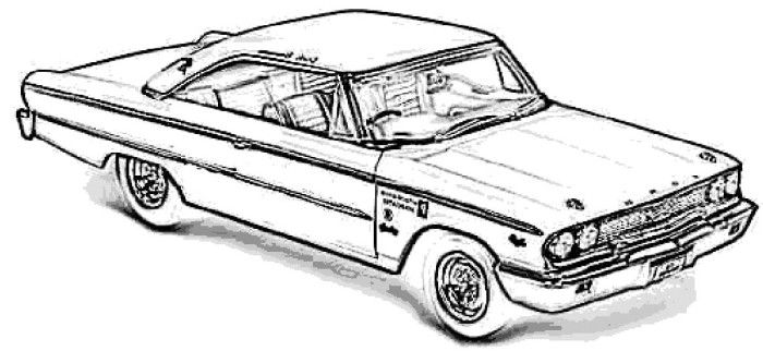 wirings of 1962 ford 6 galaxie
