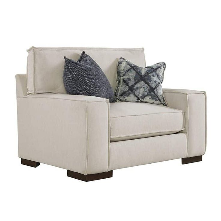 benchcraft kendleton contemporary overstuffed chair