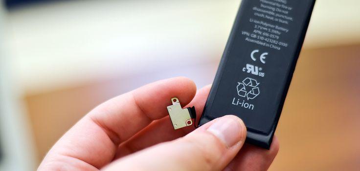 El programa de sustitución de baterías para iPhone 5 incluirá teléfonos reparados por terceros