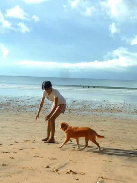 @Jimbaran-Bali Beach