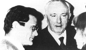 Pier Paolo Pasolini, Carlo Emilio Gadda