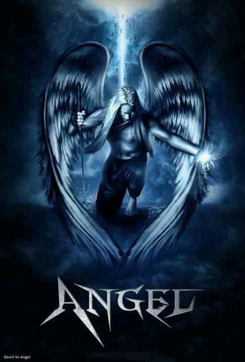 Картинки с надписями ангел и демон