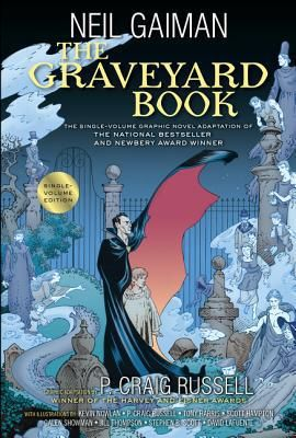 Find The Graveyard Book Graphic Novel Single Volume - by Neil Gaiman ( 9780062421883 ) Hardcover and more. Browse more  book selections in Comics & Graphic Novels - General books at Books-A-Million's online book store