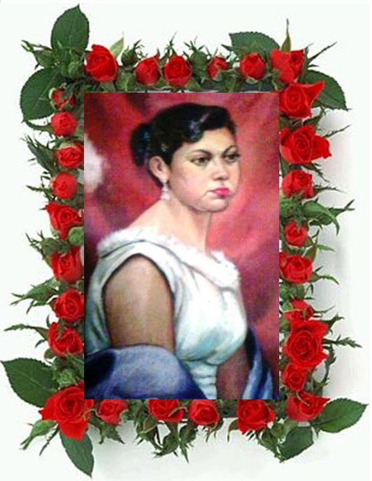 Homenaje a mi esposa 1950