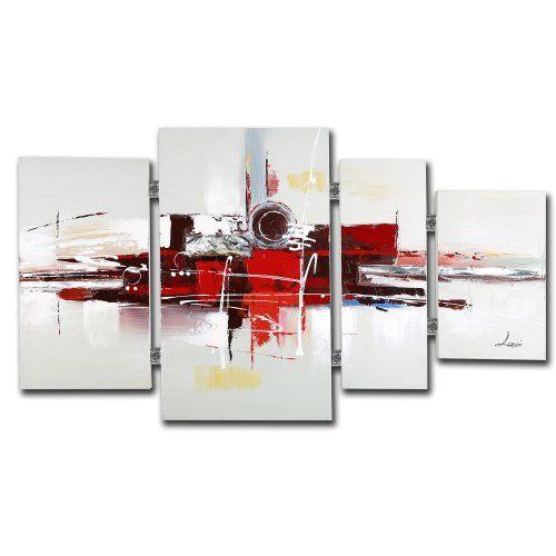 Peinture à l'huile sur toile Triptyque Quadriptyque 70x115cm Générique http://www.amazon.fr/dp/B00GKLXGJU/ref=cm_sw_r_pi_dp_8nxAwb02N4ZN8