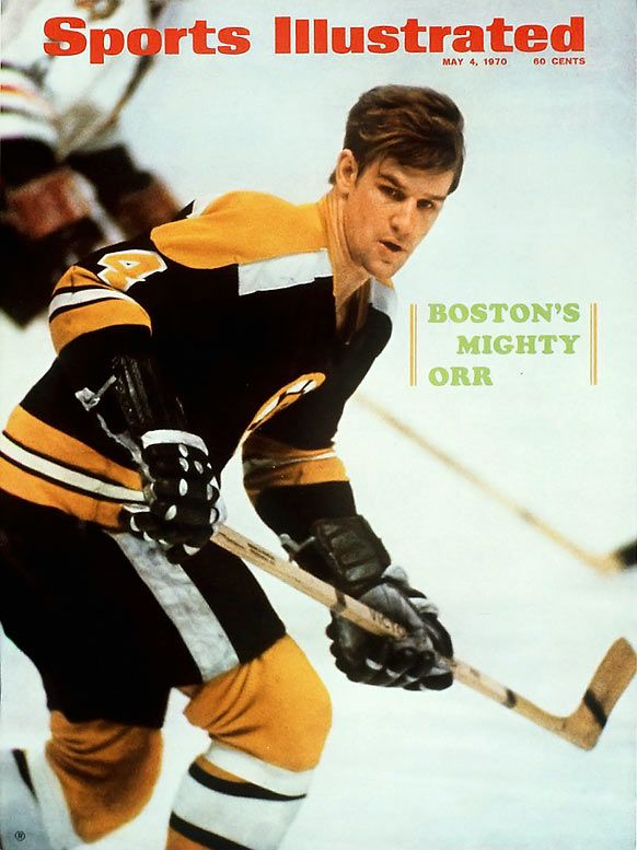 The Greatest Hockey Player EVER, Bobby Orr - Boston Bruins