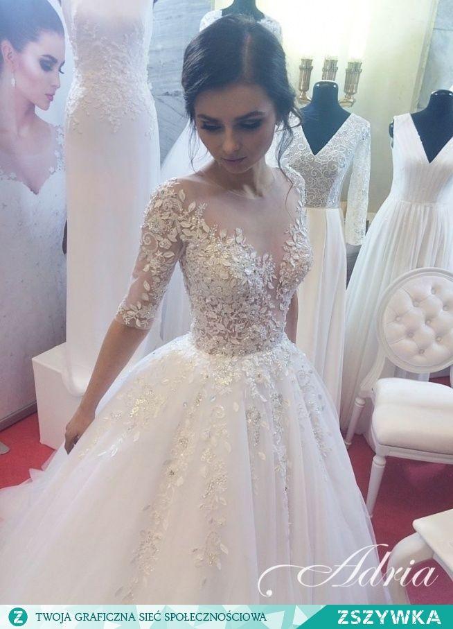 Zobacz zdjęcie Suknie Ślubne Adria w pełnej rozdzielczości