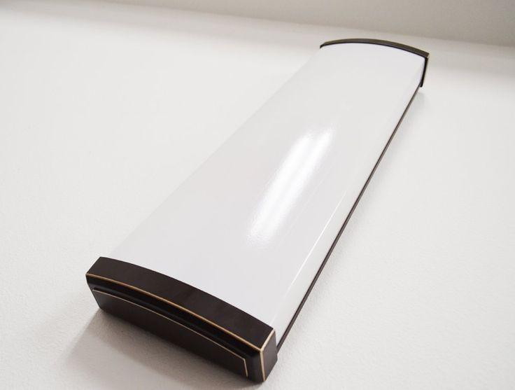 Fluorescent Bathroom Light Fixture: Best 25+ T8 Light Fixtures Ideas On Pinterest