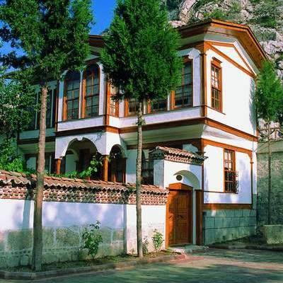 Türk evleri