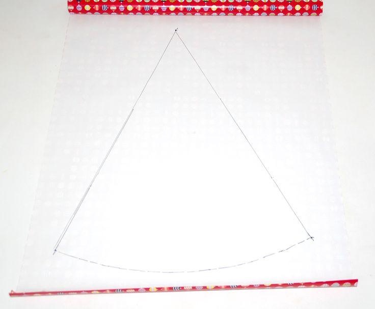 Eine Schultüte selber nähen oder basteln Schnittmuster für eine Schultüte
