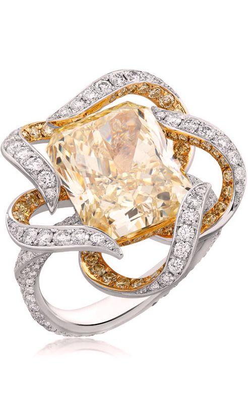 Solitaire Diamond Ring Nirav Modi