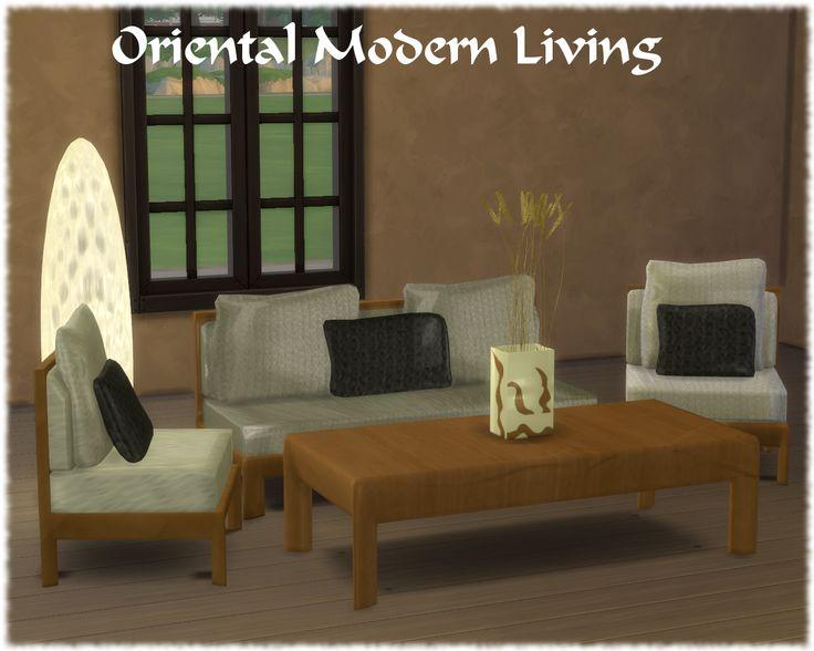 [Semi®amide] Oriental Modern Living
