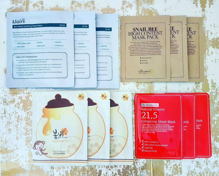 My fav sheet masks these 4 types of sheet masks are my all time favourites. . The reason why I love them is because of their gentle, harsh ingredient free formula. These masks also deliver incredible results. My skin always feel great after using them . I highly recommend these sheet masks to everyone