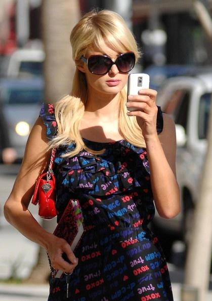 Paris Hilton, Eyewear