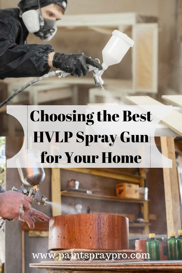 Choosing The Best Hvlp Spray Gun Kit Shouldn T Be Difficult We Compare Paint Guns For You So Can Choose