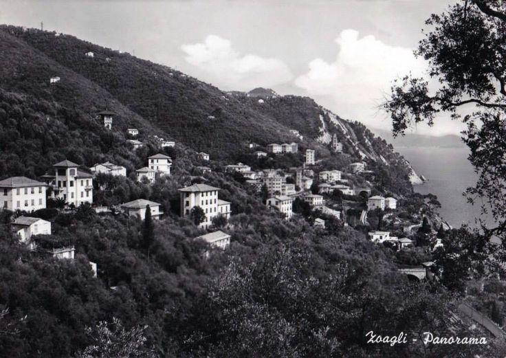 Zoagli, Liguria, Italy