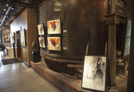 Gallery Detail - Distillery District