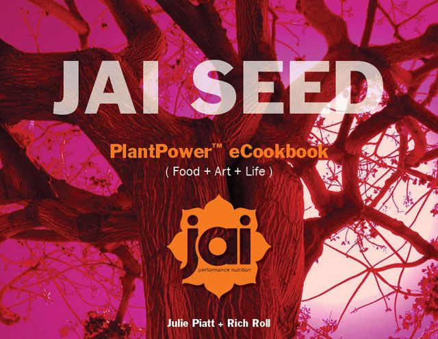 Jai Seed e-cookbook