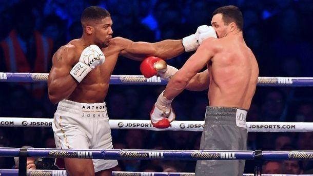 Fight Vladimir Klitschko – Anthony Joshua will pass on November 11 in Las Vegas