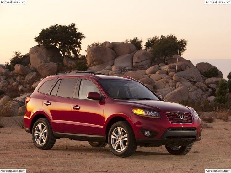 Hyundai Santa Fe [US] (2010)