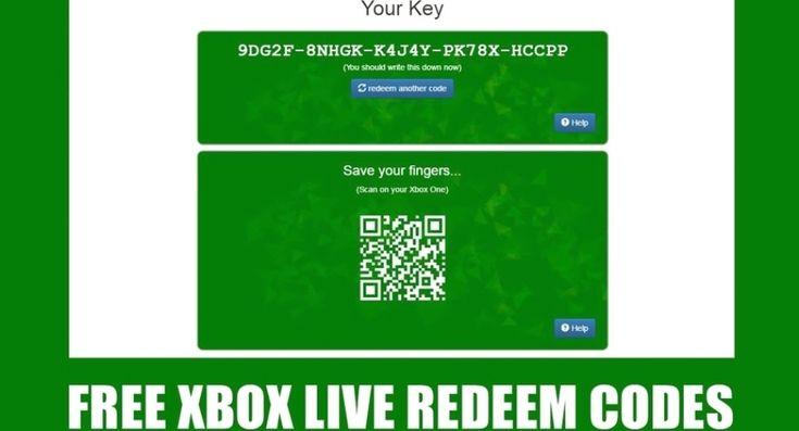 Free Xbox Live Redeem Codes 2019 - Stealthy Box | Xbox