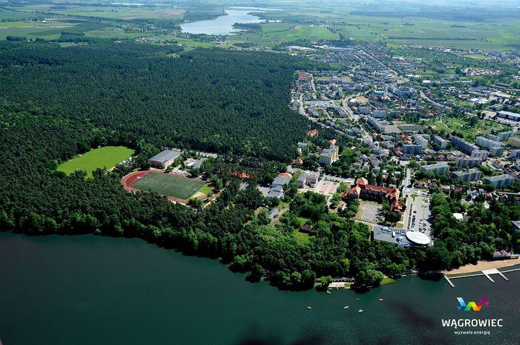 #wagrowiec #wielkopolska #poland #jeziorodurowskie #aquapark #zlotuptaka #wągrowiec Fot. Zbigniew Tomczak
