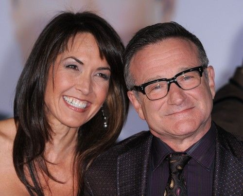 Susan Schneider, Robin Williams' Wife: Evidence of Marriage Trouble - Timeline Of Suicide Death Is Telling? (PHOTOS)