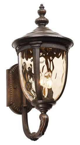 antique style outdoor wall light from the john timberland lighting. Black Bedroom Furniture Sets. Home Design Ideas