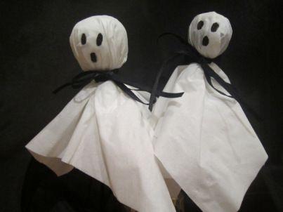 Vamos a poner nuestra casa terroríficamente chula, ¿os atrevéis? Fantasmas (sweet ghost)