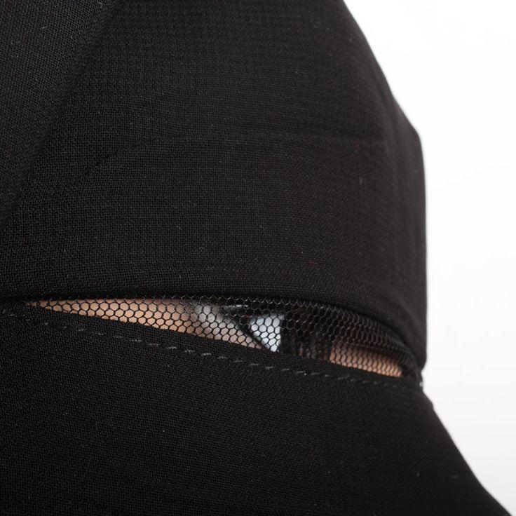3 layers Niqab Burqa fancy Hijab veil Face cover islamic muslim