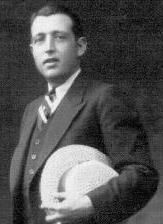 Raymond Porrello, one of seven brothers who were the second Mafia Family in Cleveland. Killed in 1932.