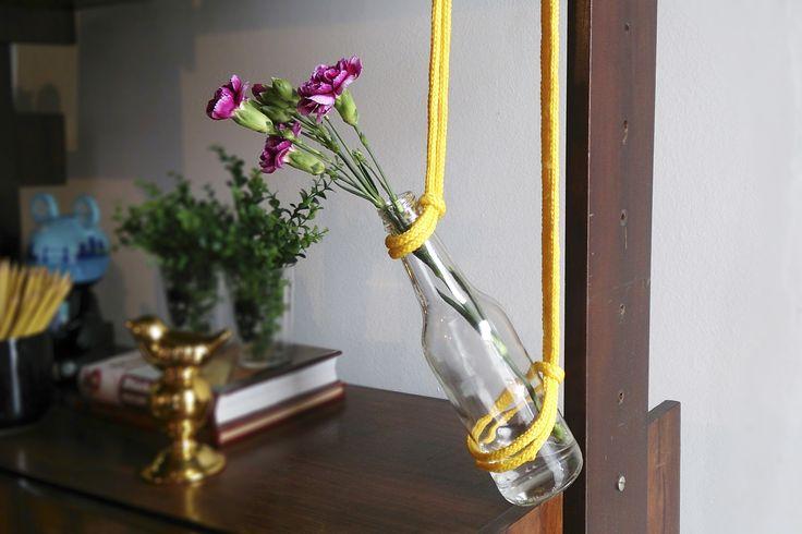 Como reutilizar materiais descartáveis e baratos na decoração