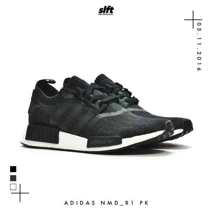 Der Adidas NMD_R1 'Winter Wool' ist ab Samstag, 05.11.2016 inStore first
