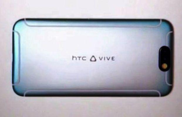 HTC ar putea lansa un smartphone branduit Vive