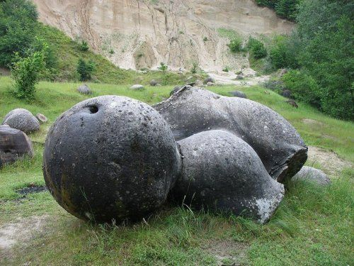 Trovant Growing Stones - An Incredible Geological Phenomena -