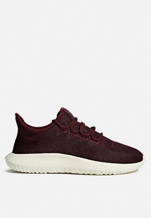 3a23113875ba adidas Originals Tubular Shadow - CQ2461 - Maroon   White adidas Originals  Sneakers