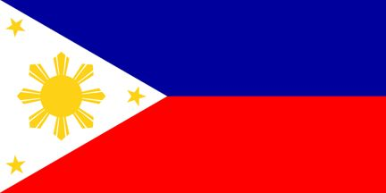 Philippine Flag - April 2012 - 3rd Mission trip to the Philippines