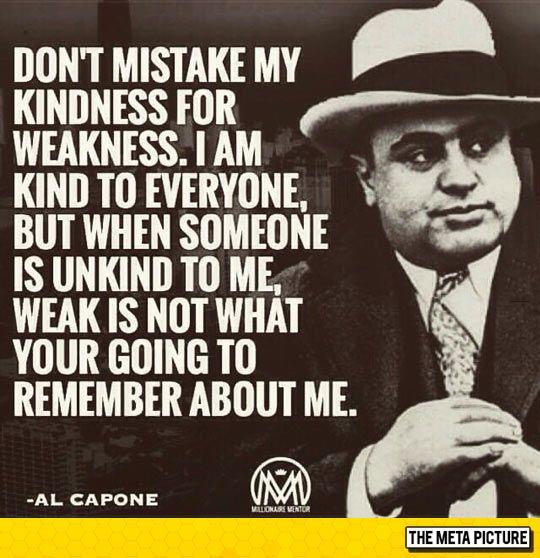 onitsuka tiger mexico slip womens As Al Capone Said Once