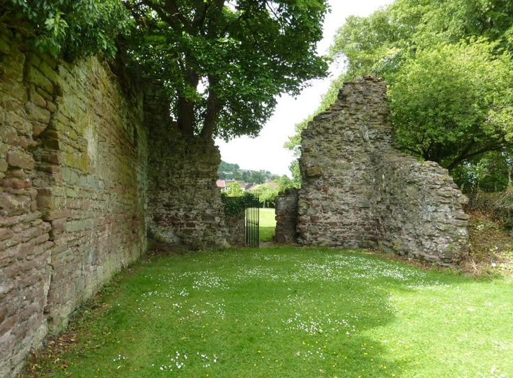 "Lindores Abbey, Scotland - Tironensian Monks Order - Founded c. 1190 by David, Earl of Huntingdon NOTE: David, Earl of Huntingdon is rumored to be ""Robin Hood"""