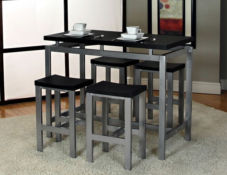 Kepler 5 Pc Dinette Package Leon S Dining Room Ideas