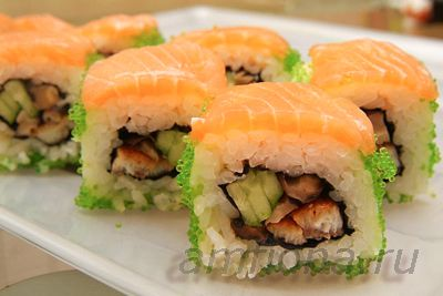 Как готовить суши и роллы | Суши-блог