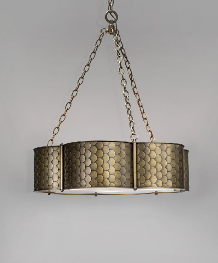 Check out the Betty light fixture from The Urban Electric Co.