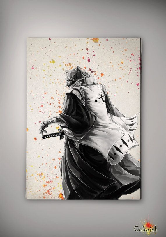 Anime Wall Art 9 best bleach images on pinterest | art posters, print poster and